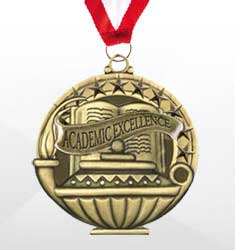 Academic Achievement Medals