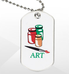 Art Medals & Tags