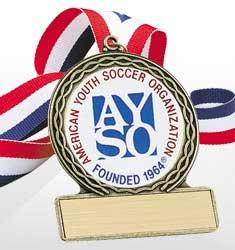 AYSO Soccer Awards