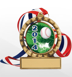Baseball Saver Medal Deals