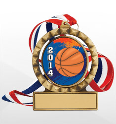 Basketball Saver Medal Deals