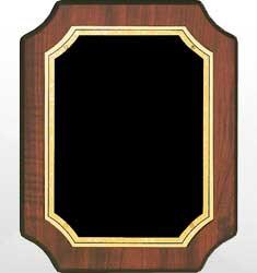 Black Brass Plaques