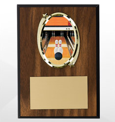 Bowling Plaques