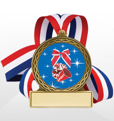 Cheer Medals