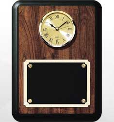 Clock Plaques