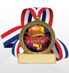 Coach Medals