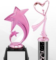 Pink Trophies