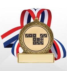 Dominos Medals