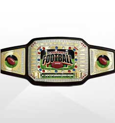 Fantasy Football Champ Belt