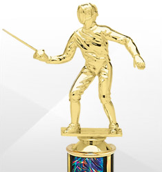 Fencing Trophies