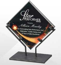 Galaxy Series Plaques