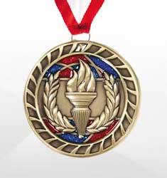 Glitter Medals