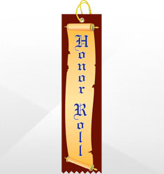 Honor Roll Ribbons