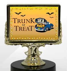 Halloween Trunk or Treat Awards