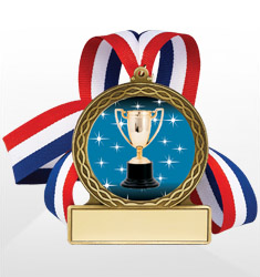 Snowmobiling Medals
