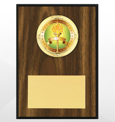 Weightlifting Plaques