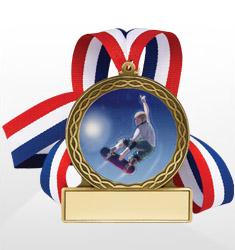 Skateboard Medals