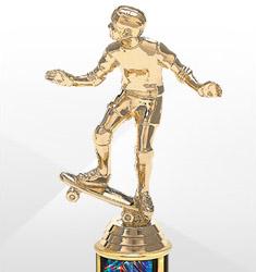 Skateboard Trophies