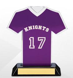Uniform Baseball Trophies