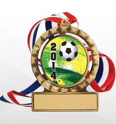 Soccer Saver Medal Deals