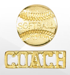 Softball Pins