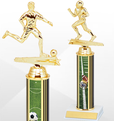 Sports Series Trophies