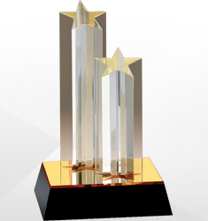 Star Acrylic Awards