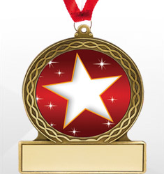 Star Medals/Tags