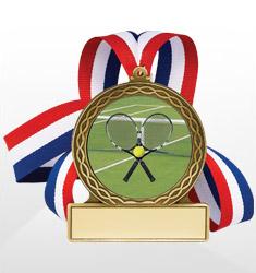 Tennis Medals