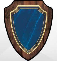 Topaz Blue Plaques