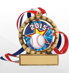 Baseball Saver Medal Deals