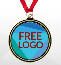 Free Logo Medals