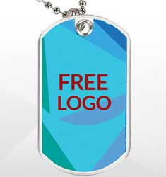 Custom Logo Sport/Dog Tags