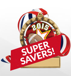 Football Saver Medal Deals