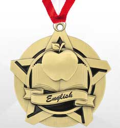 Academic Star Medals