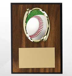 Baseball Plaques