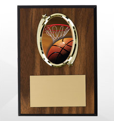 Basketball Plaques