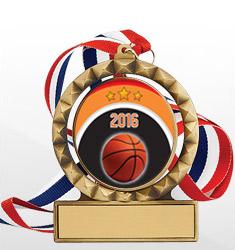 2016 Basketball Saver Medal Deals