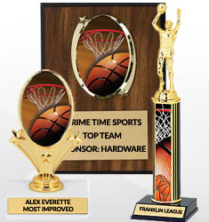 Basketball Team Awards