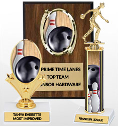 Bowling Team Awards