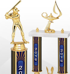 2016 Dated Gold Series Trophies