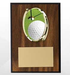Golf Plaques
