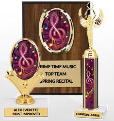 Music Team Awards