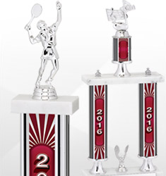 2016 Dated Silver Series Trophies