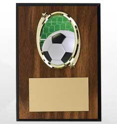 Soccer Plaques