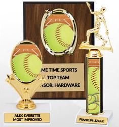 Softball Awards