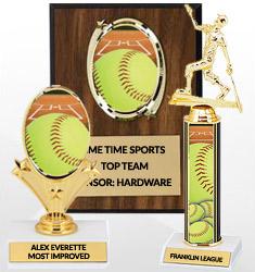 Softball Team Awards