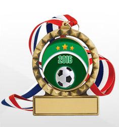 Soccer Saver Medal Deals
