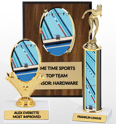 Swim Team Awards