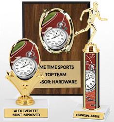 Track Team Awards